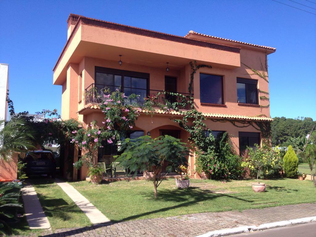 Imobiliária Silva Santos - Casa 4 Dorm (110725) - Foto 1