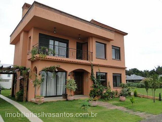 Imobiliária Silva Santos - Casa 4 Dorm (110725)