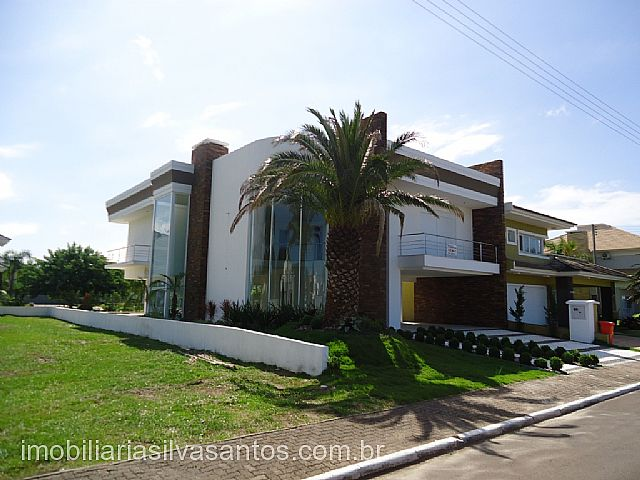 Imobiliária Silva Santos - Casa 5 Dorm (113658)