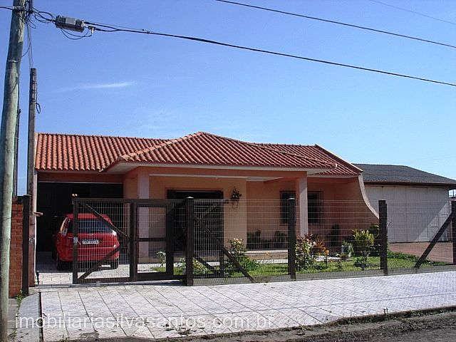 Imobiliária Silva Santos - Casa 3 Dorm, Zona Nova