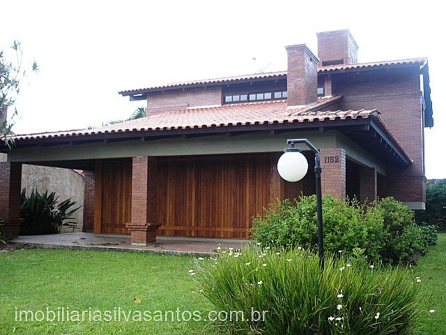 Imobiliária Silva Santos - Casa 4 Dorm, Atlântida