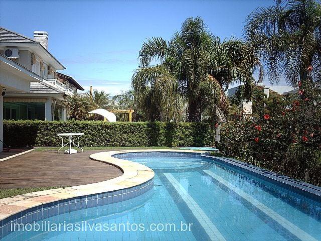 Imobiliária Silva Santos - Casa 4 Dorm, Ilhas Park