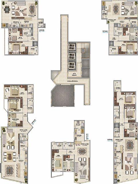 Imobiliária Silva Santos - Apto, Centro, Tramandaí - Foto 2
