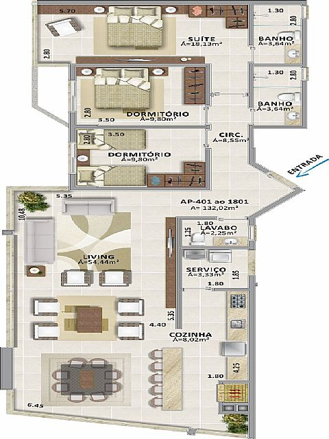 Imobiliária Silva Santos - Apto, Centro, Tramandaí - Foto 5
