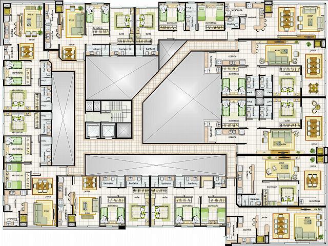 Imobiliária Silva Santos - Apto 2 Dorm, Navegantes - Foto 5