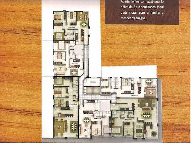 Imobiliária Silva Santos - Apto 3 Dorm, Osorio - Foto 2