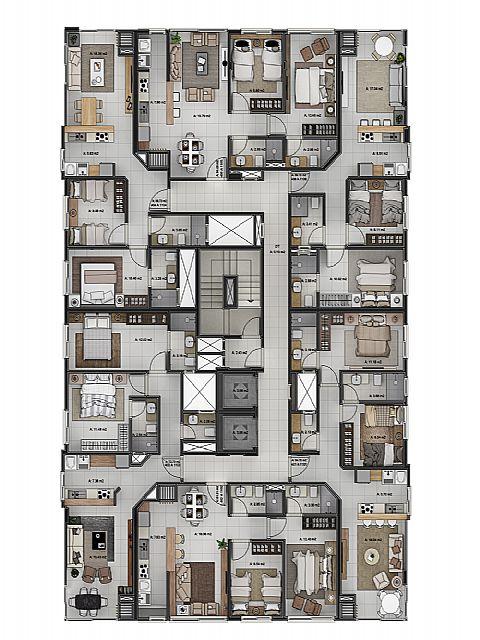 Imobiliária Silva Santos - Apto 2 Dorm, Navegantes - Foto 9