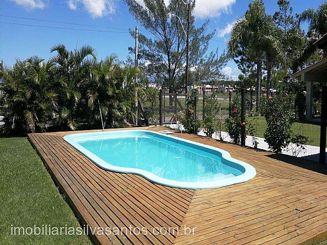 Imobiliária Silva Santos - Casa 3 Dorm, Atlântida - Foto 1