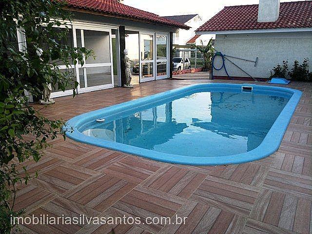 Imobiliária Silva Santos - Casa 4 Dorm, Girassol - Foto 2