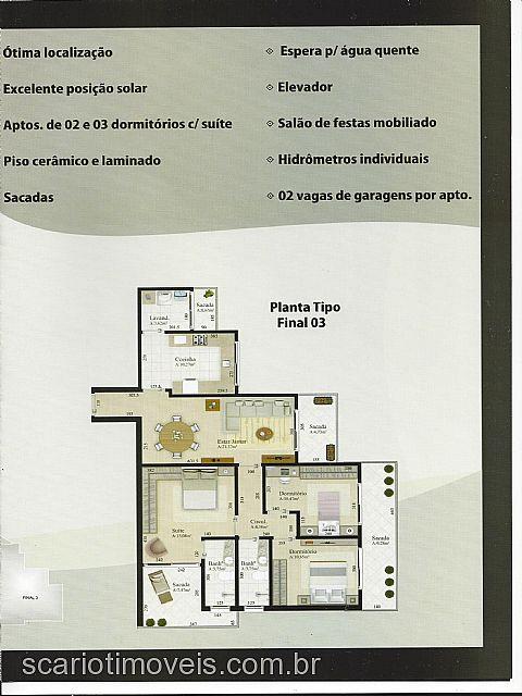 Apto 3 Dorm, Colina Sorriso, Caxias do Sul (124837) - Foto 2