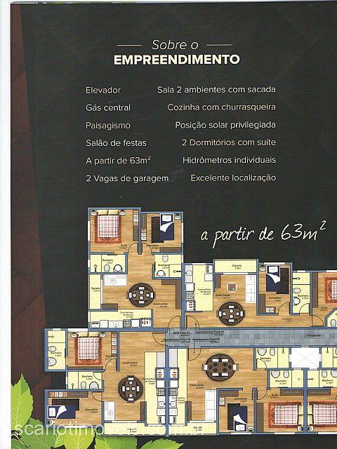Scariot Imóveis - Apto 2 Dorm, Caxias do Sul - Foto 3