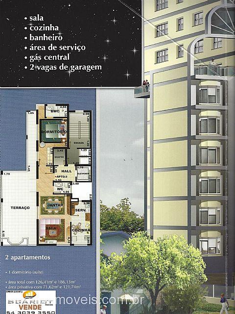 Apto 2 Dorm, Rio Branco, Caxias do Sul (199045) - Foto 10