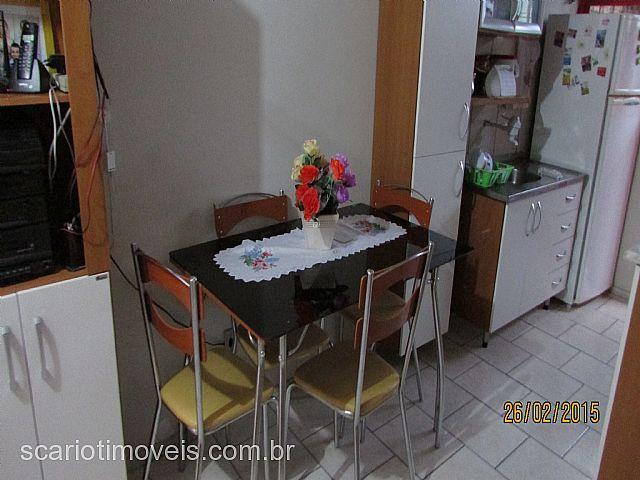 Casa 2 Dorm, Centenário, Caxias do Sul (202444)