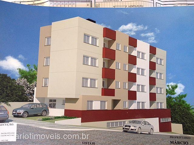Apto 2 Dorm, Vila Verde, Caxias do Sul (202453)