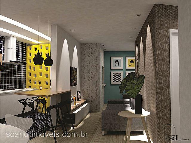 Apto 2 Dorm, Vila Verde, Caxias do Sul (202513)