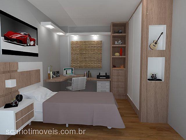 Apto 2 Dorm, Desvio Rizzo, Caxias do Sul (265076)