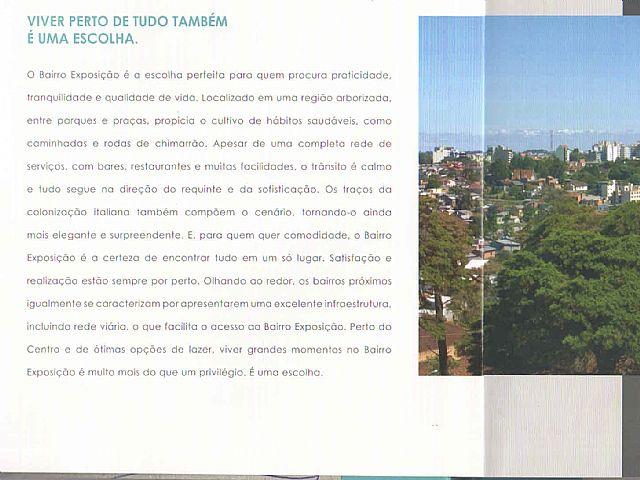 Apto 1 Dorm, Exposição, Caxias do Sul (265803) - Foto 6