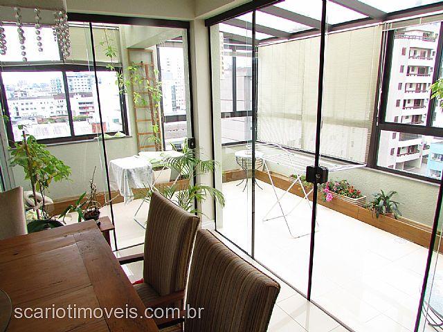 Cobertura 4 Dorm, Centro, Caxias do Sul (266564) - Foto 6