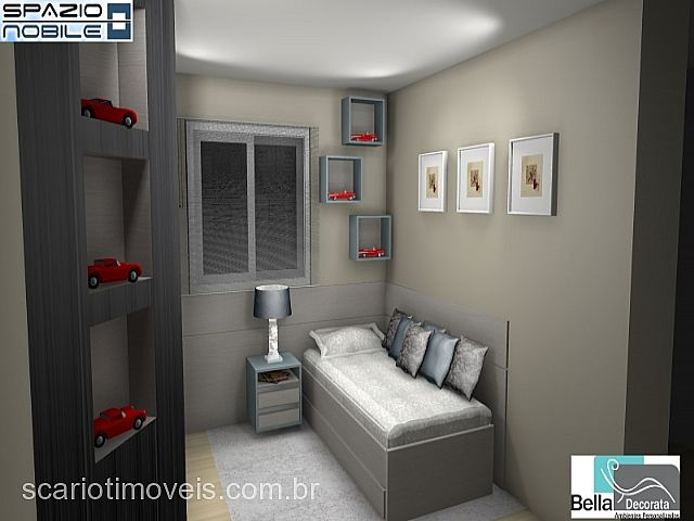 Apto 2 Dorm, Vila Verde, Caxias do Sul (267160) - Foto 3