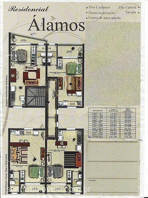 Casa 2 Dorm, Sagrada Familia, Caxias do Sul (282831)