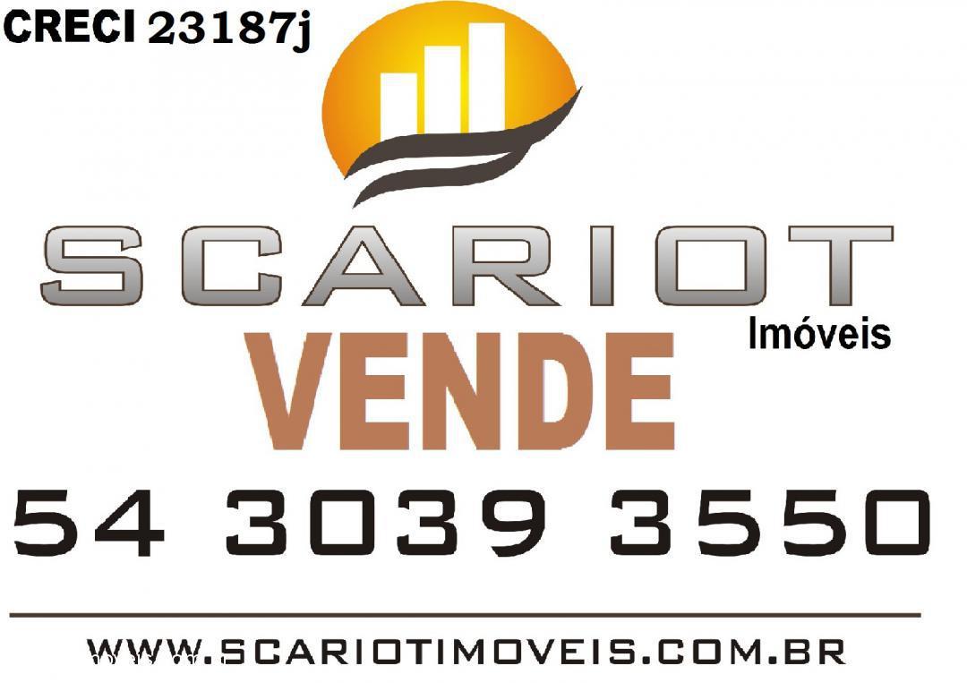 Casa 2 Dorm, Santa Catarina, Caxias do Sul (306745)