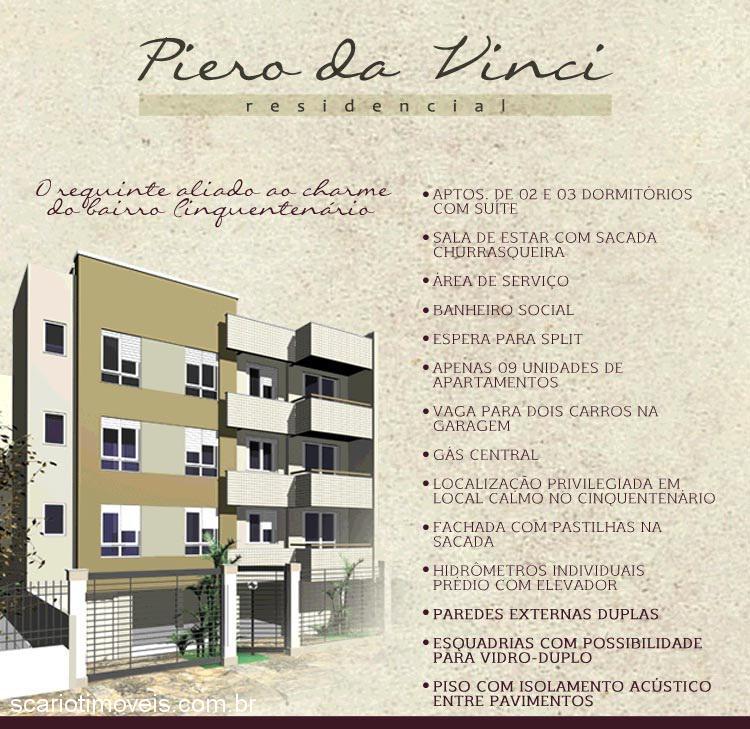 Apto 3 Dorm, Cinquentenário, Caxias do Sul (347281) - Foto 3