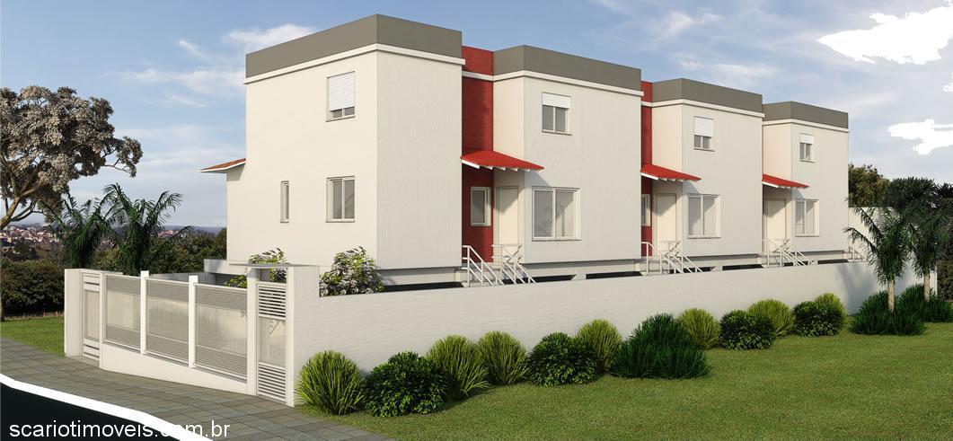Scariot Imóveis - Casa 2 Dorm, Caxias do Sul