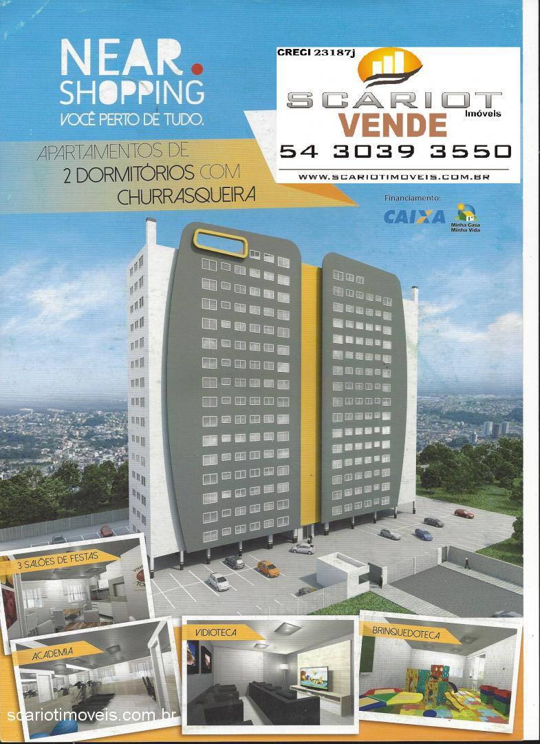 Apto 2 Dorm, Charqueadas, Caxias do Sul (364476)