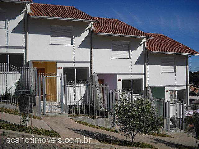 Casa 2 Dorm, Cidade Nova, Caxias do Sul (53626)
