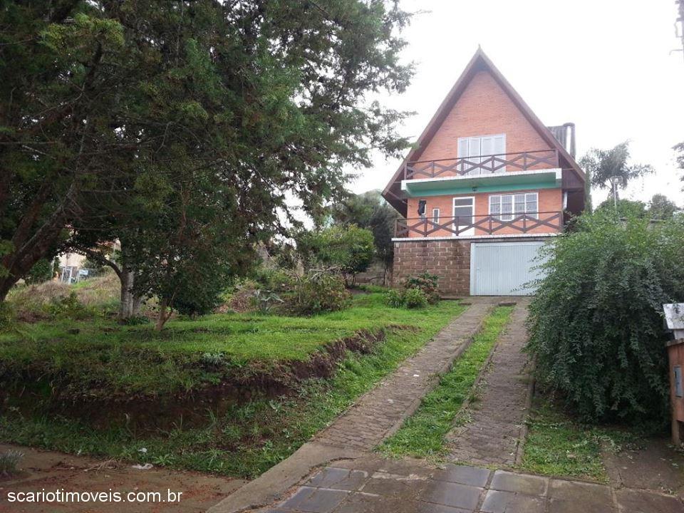 Casa 3 Dorm, Bela Vista, Caxias do Sul (60712)