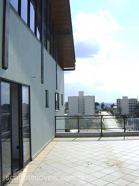 Cobertura 3 Dorm, Lourdes, Caxias do Sul (90317) - Foto 3