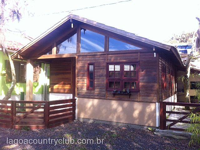 Im�vel: Lagoa Country Club - Casa 2 Dorm, Cidreira