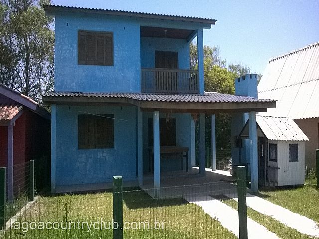 Im�vel: Lagoa Country Club - Casa 2 Dorm, Casa 14 (180166)