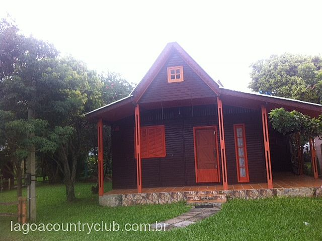 Im�vel: Lagoa Country Club - Casa 2 Dorm, Cidreira