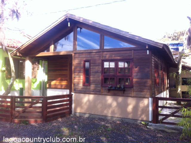 Im�vel: Lagoa Country Club - Casa 2 Dorm, Casa 14 (303675)