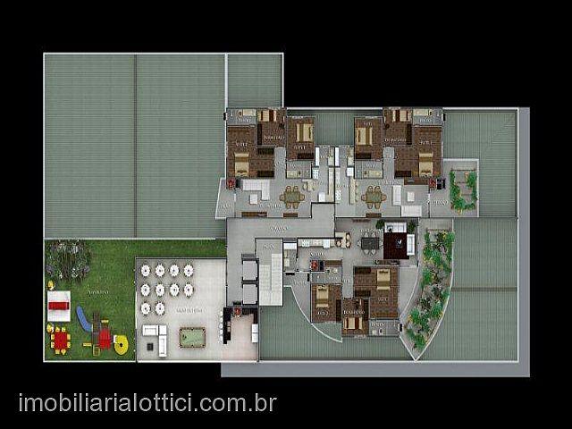 Imobiliária Lottici - Apto 3 Dorm, Marechal Rondon - Foto 4