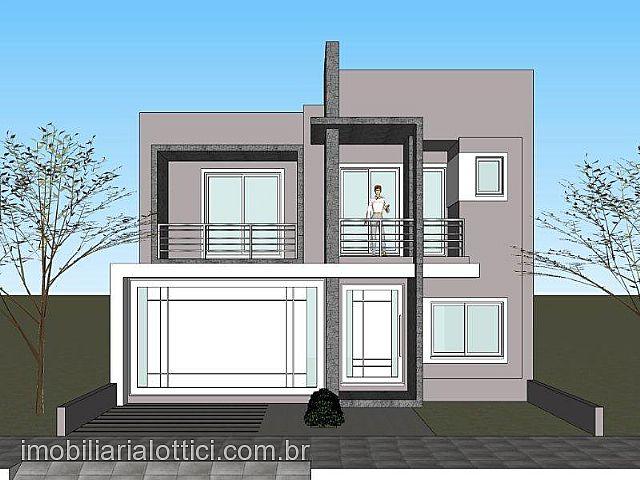 Imobiliária Lottici - Casa 4 Dorm, São José