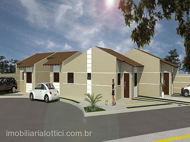 Imobiliária Lottici - Casa 2 Dorm, Ozanan, Canoas