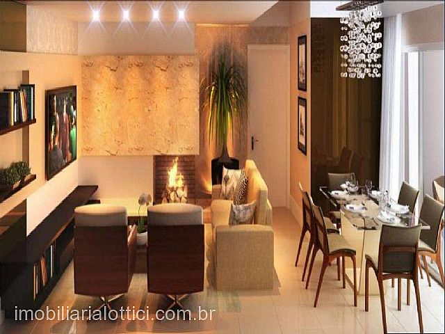 Imobiliária Lottici - Apto 3 Dorm, Marechal Rondon - Foto 5