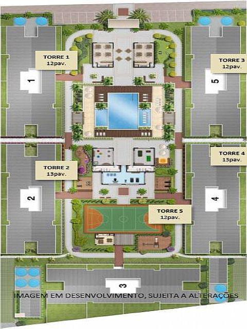 Imobiliária Lottici - Apto 2 Dorm, Canoas (299328) - Foto 3