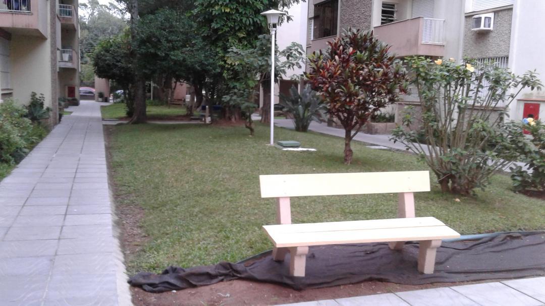 Imobiliária Lottici - Apto 2 Dorm, Marechal Rondon - Foto 2