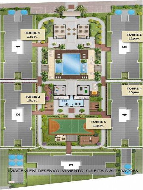 Imobiliária Lottici - Apto 3 Dorm, Canoas (38777) - Foto 10