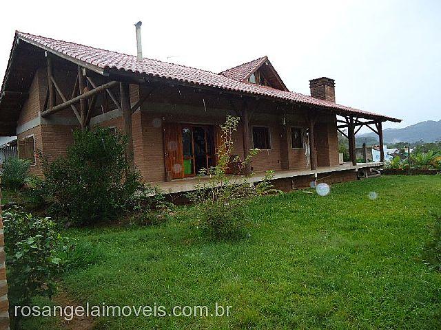 Casa 3 Dorm, Centenário, Sapiranga (105030)