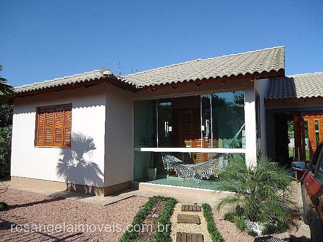 Casa 2 Dorm, Oeste, Sapiranga (221702)