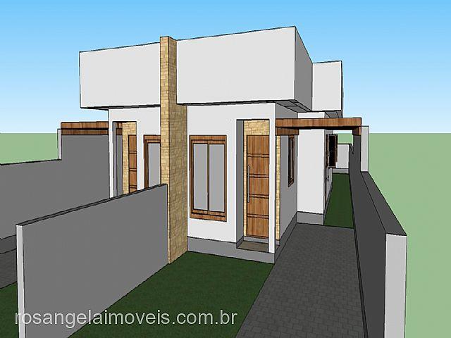 Rosângela Imóveis - Casa 2 Dorm, São Jacó (251313) - Foto 3