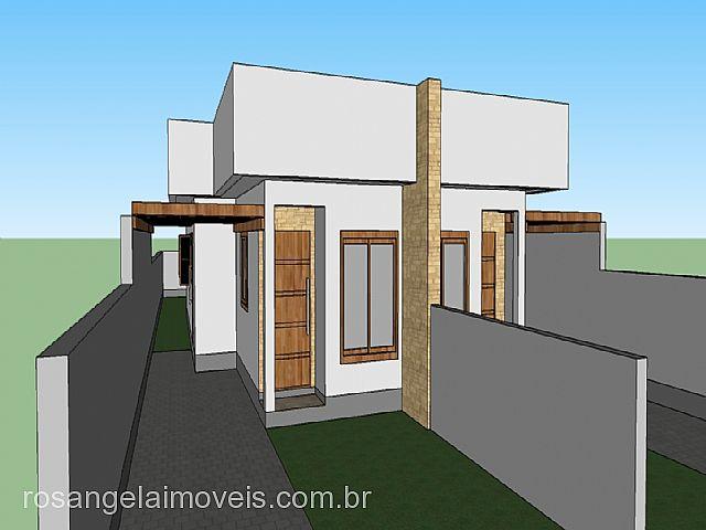 Rosângela Imóveis - Casa 2 Dorm, São Jacó (251313) - Foto 6