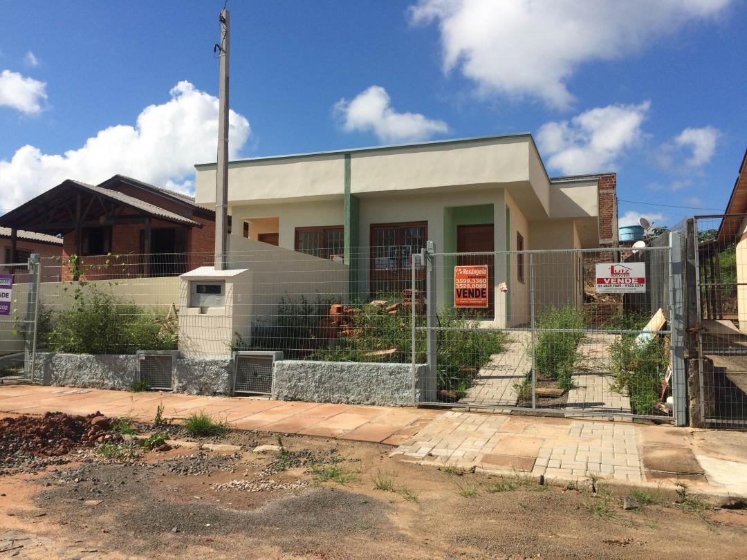Rosângela Imóveis - Casa 2 Dorm, São Jacó (251313)