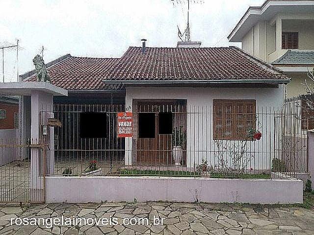 Rosângela Imóveis - Casa 3 Dorm, Oeste, Sapiranga