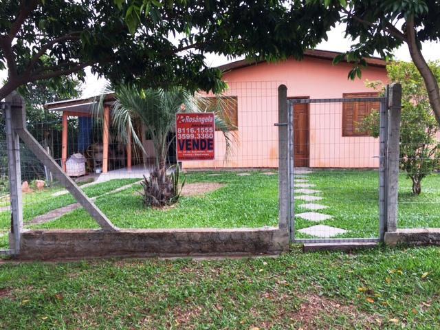 Casa 3 Dorm, Amaral Ribeiro, Sapiranga (305683)