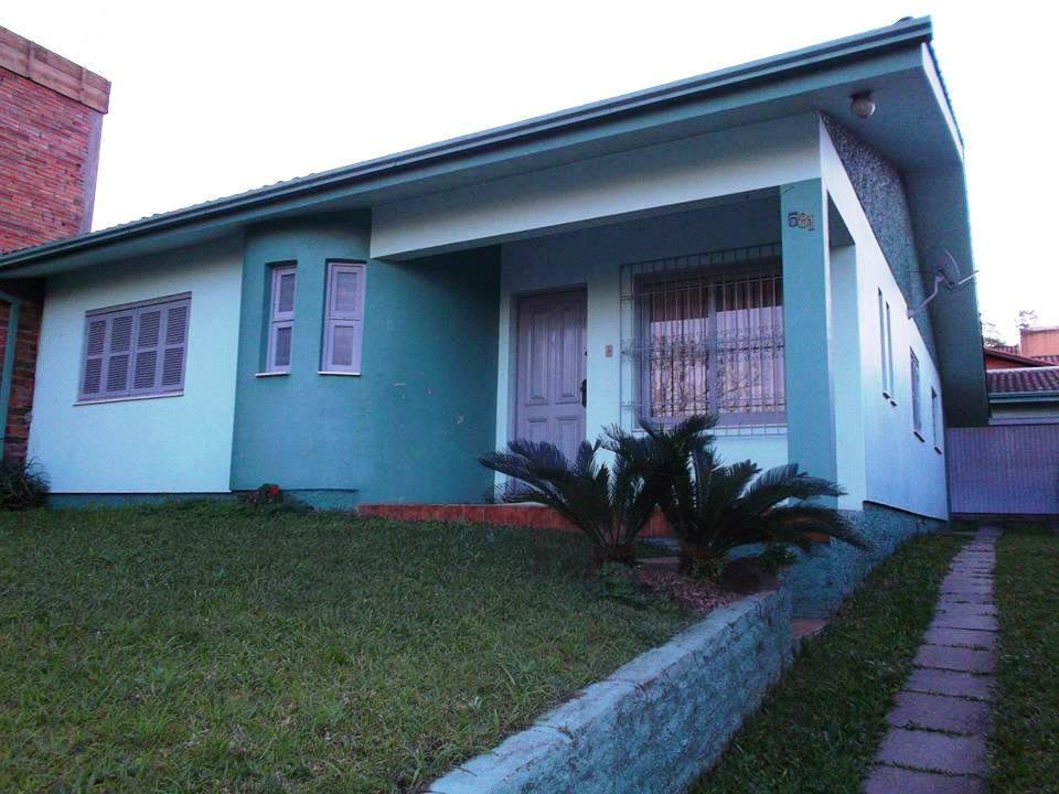 Rosângela Imóveis - Casa 3 Dorm, Centro, Sapiranga
